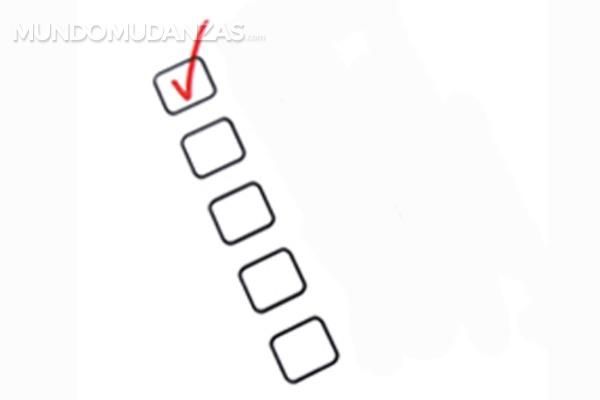 ¿Cómo hacer el inventario de una mudanza?