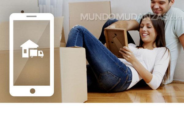 ¡Descarga la app gratuita de MundoMudanzas.com!