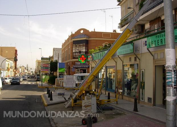 Mudanzas aljarafe - Empresas mudanzas sevilla ...