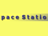 Logo Space Station - Self Storage Menorca