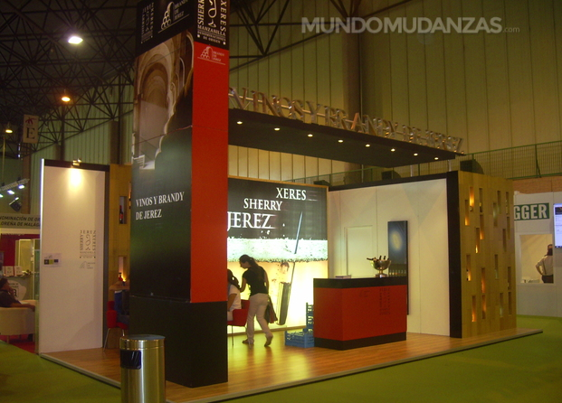 stand Consejo Regulador